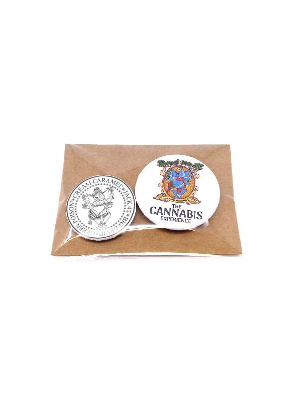 Sweet Seeds® Badges Pack