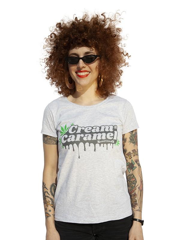 Camiseta Mujer Cream Caramel®