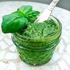 cannabis pesto